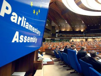 Proposal to Create an Internet Ombudsman adopted by the Parliamentary Assembly of the Council of Europe.